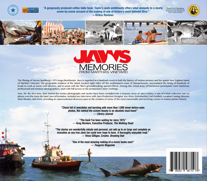 Quot Jaws Memories From Martha S Vineyard