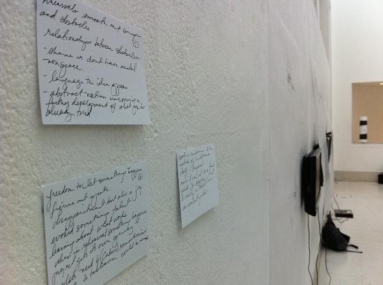 christina kubisch essay about my installations