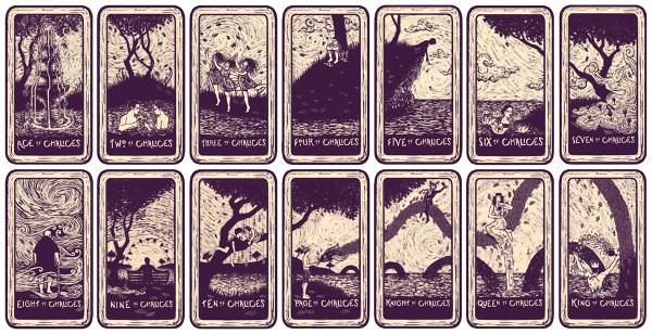 light visions tarot deck