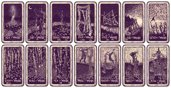 Light Visions Tarot Deck Jamesreads Personal Network - Tarot card template